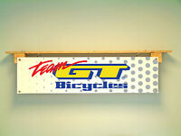 GT Bicycles Banner Cycle Show Display sign