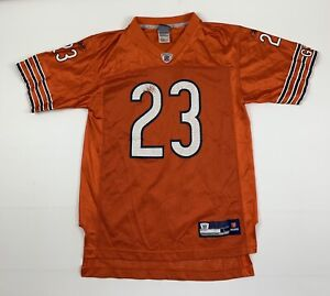#23 Devin Hester Reebok Youth Boys NFL Chicago Bears Football Jersey  L(14-16)