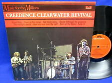 LP CREEDENCE CLEARWATER REVIVAL CCR - MUSIC FOR THE MILLIONS / HOLLAND POLYDOR