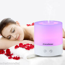 LED Ultrasonic Aroma Diffuser Essential Oil Humidifier Air Mist Purifier 2 Modes