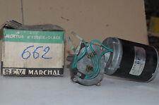 moteur d' essuie  glace  marchal  Hp 662   12 volts