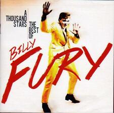 BILLY FURY - THE BEST OF - A THOUSAND STARS (NEW CD)