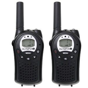 OLYMPIA PMR 1120 Walkie-Talkie Twin Set | Sprech-Funkgerät