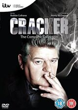 Cracker  Complete Collection [DVD]