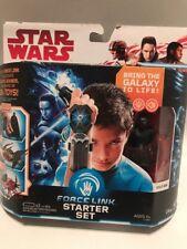 Star Wars The Last Jedi Force Link & Figure Starter Set New in Box