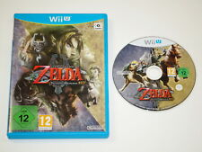 Nintendo Wii U Spiel The Legend of Zelda: Twilight Princess HD ~DA7754