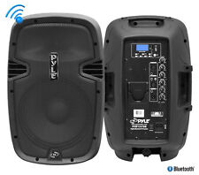 "New PPHP1247UIB 12"" 1200 Watt Bluetooth PA Speaker System iPod Dock USB SD Input"
