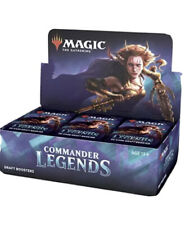 Pre Order🤩 Commander Legends Draft Booster NEW SEALED MTG SHIPS 11/6 Worldwide