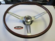 69 70 CHEVELLE CAMARO NOVA NEW ROSE WOOD STEERING WHEEL KIT