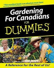Gardening for Canadians for Dummies by Primeau, Liz , Paperback