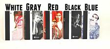 Limited Edition David Bowie NYC MTA Subway Metrocards, Metro Card *NEW*