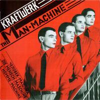 KRAFTWERK - THE MAN MACHINE (1978/2009) CD=RARE= Jewel Case+FREE GIFT Die Mensch