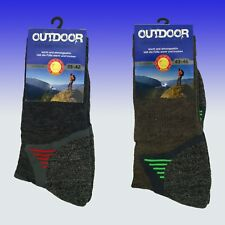 Wowerat Outdoor Trekking Socks Anthrazit 43-46