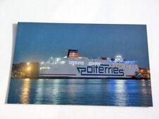 Mazovia (2) ex Gotland, Finnarrow - Polferries - Prom Ferry Ship Fährschiff