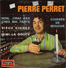 PIERRE PERRET MIMI LA DOUCE FRENCH ORIG EP JEAN CLAUDRIC