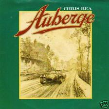 45 JUKEBOX SINGLE CHRIS REA AUBERGE   7 INCH 7 ""
