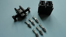 3 x Mini blade fuse holders with terminals