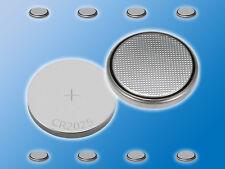 10x CR 2025 | Lithium Knopfzellen | 3V | 170mAh | Ø 20,0x2,5mm