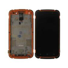 ZTE T84 (Telstra Tough Max) LCD Screen Assembly With Frame