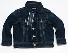 Tommy Hilfiger chicas del dril de algodón chaqueta de 12-18 meses. RRP £ 80