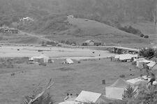WYE RIVER Victoria Camping Ground & Bridge circa 1920-30 modern digital Postcard