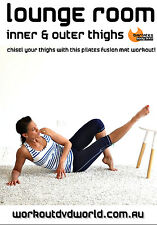 Pilates Barre Fusion DVD - Barlates Body Blitz LOUNGE ROOM INNER + OUTER THIGHS!
