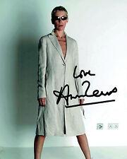 Annie LENNOX Eurythmics Singer Signed Autograph 10x8 Photo AFTAL COA
