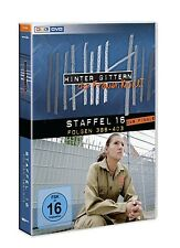 "HINTER GITTERN DER FRAUENKNAST ""STAFFEL 16"" 4 DVD NEU"