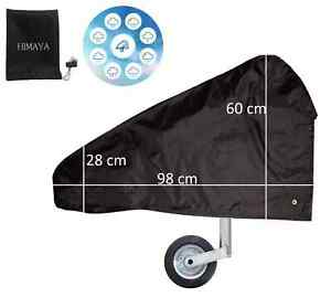 Deichselhaube,Deichselabdeckung, Deichselschutz-für Anhänger aller Art + Tasche