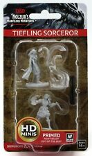 D&D 73202 Tiefling Sorcerer [Female] (Nolzur's Marvelous Miniatures) Mage Wizard