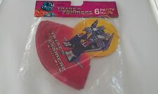 Transformers G1 1985 vintage PARTY HATS collectors item