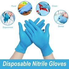 AZBASE 50/100pcs Disposable Gloves Nitrile Dishwashing/Kitchen/Medical