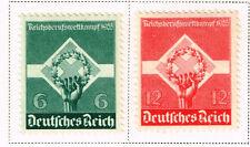 Germany Third Reich Symbols set 1935 MLH