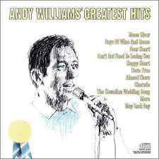 ANDY WILLIAMS : GREATEST HITS (CD) sealed
