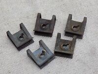 Five (5) Clip Nuts Fits Course Thread T15 Screws or 7mm Bolts OEM C4 Corvette