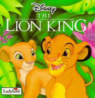 Lion King (Disney Read-to-me Tales), Walt Disney Productions, Very Good Book