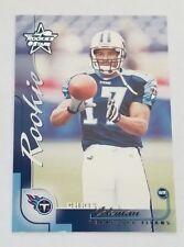 2000 Leaf Rookies & Stars Football - Rookie #d 690/1000 - CHRIS COLEMAN - Titans