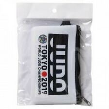 2019 World Judo Neo Plain Pouch Official Licensed Product Tournament Limited F/S
