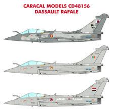 Caracal Decals 1/48 Dassault Rafale # 48156