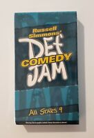NEW Def Comedy Jam All Stars VHS Joe Torry Sommore Drew Fraser Rare HIP HOP