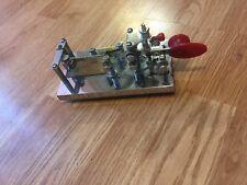 Vintage 1946 VIbroplex Morse Code Telegraph Key No. 149240