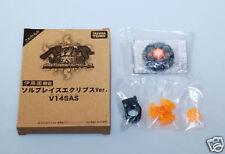TAKARA TOMY JAPAN METAL FUSION BEYBLADE LIMITED BLACK SOL BLAZE V145AS ECLIPSE