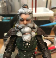 Mythic Legions Custom Head Valko