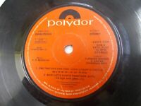 SHALIMAR RD BURMAN BOLLYWOOD funk wild moog sitar break usha uthup RECORD 45 vg+