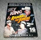 Ramar of the Jungle Sky King 12 Episodes 2 DVD Jon Hall Classic TV OOP Rare
