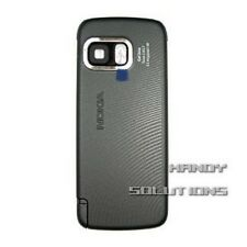 Nokia 5800 Akkudeckel Akku Cover battery Deckel Schale Original Neu schwarz