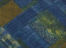 Blue Tones Viscose Lycra Fabric