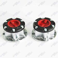 Pair  Manual Wheel Locking Hub For Toyota T100 Pickup Truck 4Runner Hilux New