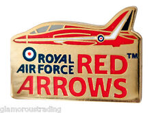 OFFICIAL ROYAL AIR FORCE RED ARROWS CORE LIMITED EDITION PIN