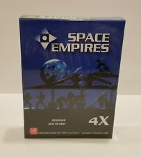 GMT Wargame SPACE EMPIRES 4X 2011 Factory Sealed Mint
